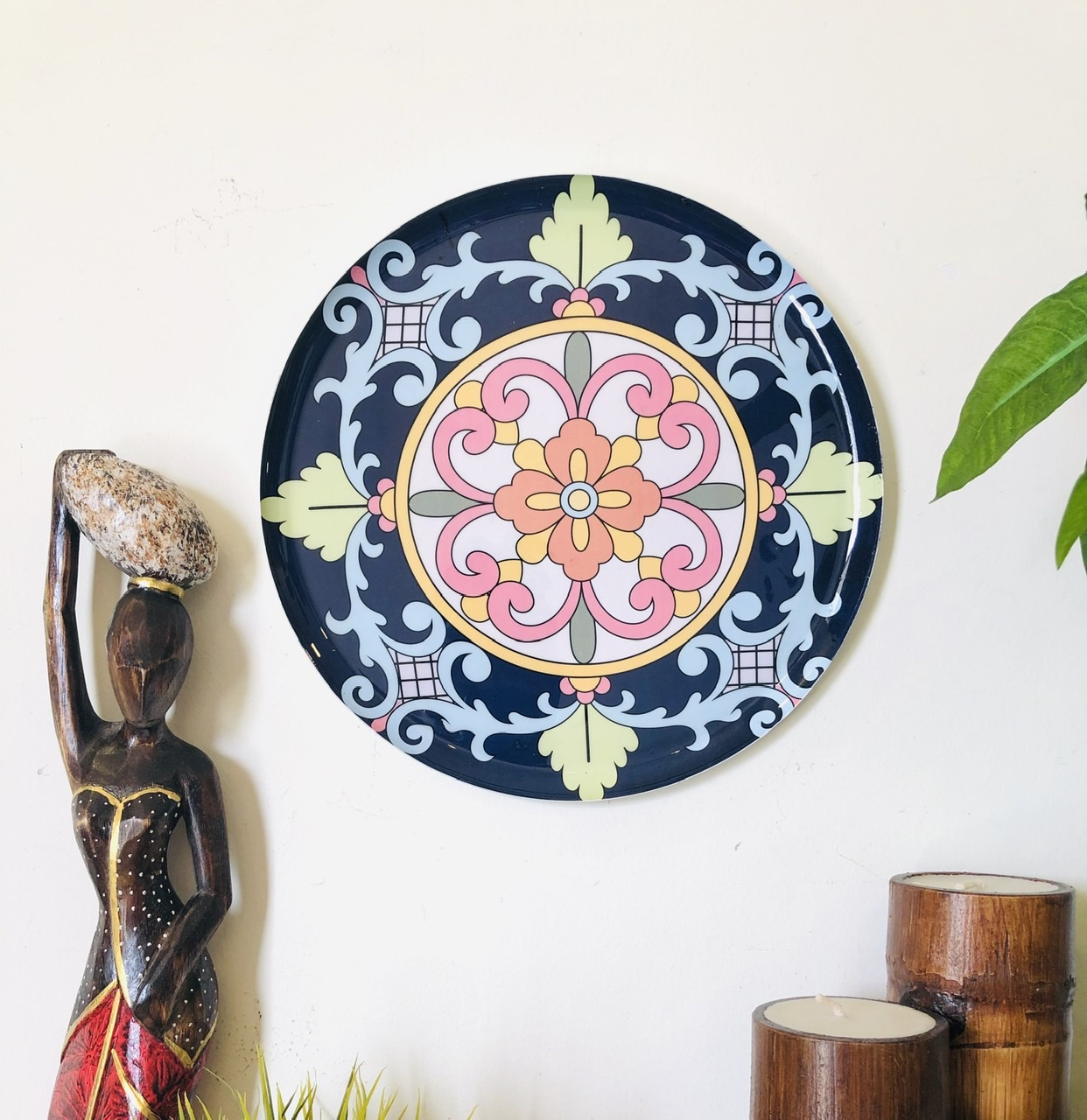 Turkish Metal Wall Plates Design 7 Welcome To Justfab
